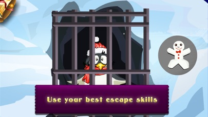 Rescue Snow Penguin Escape Games ? screenshot 4