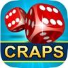 Craps — Vegas Casino Craps 3D Master Dice Shooter