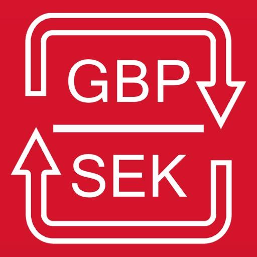 British Pound / Swedish krona currency converter By Intemodino Group s.r.o.