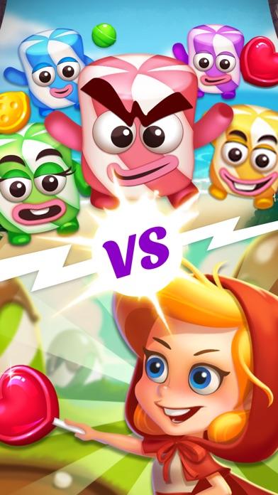 Lollipop2 & Marshmallow Match3 Screenshot 4