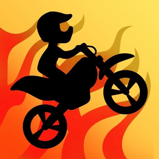 极限摩托:Bike Race – by Top Free Games【横版障碍赛】