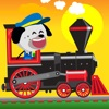 Comomola Far West Train - Railroad Game for kids!