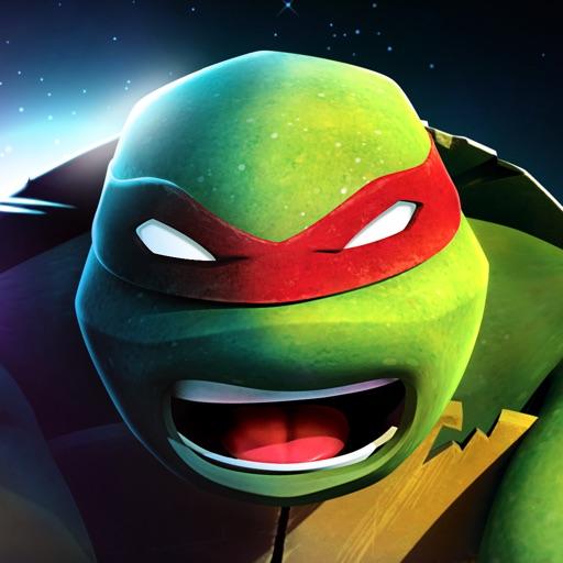 Las Tortugas Ninja: Leyendas iOS Hack Android Mod