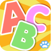 Kids Puzzle:ABC - Uncle Bear education game