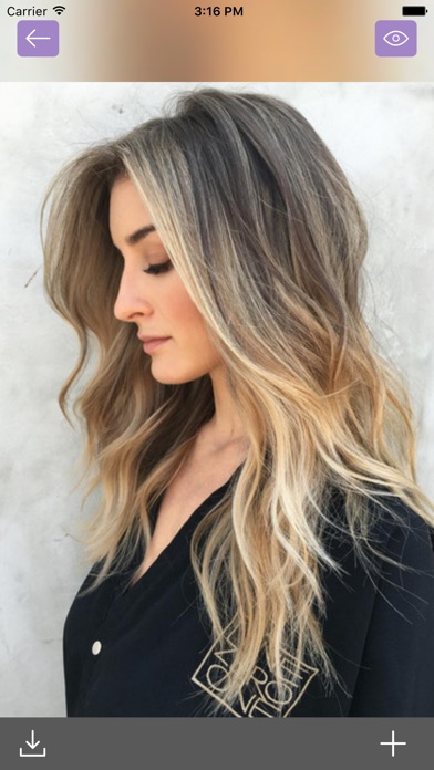 download Best hair Color Ideas & Styles Catalog for Girls apps 0