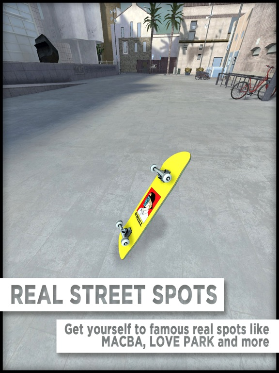 True Skate screenshot 6