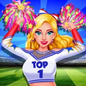 Cheerleader Dance Salon - Makeover Games for girls