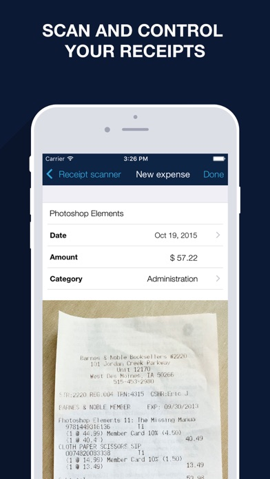 Form Invoice Excel Invoice Maker By Billdu  Invoice  Estimate App On The App Store Receipt And Business Card Scanner Word with Confirming Receipt Of Your Email Word Iphone Screenshot  Receipts Printable Excel
