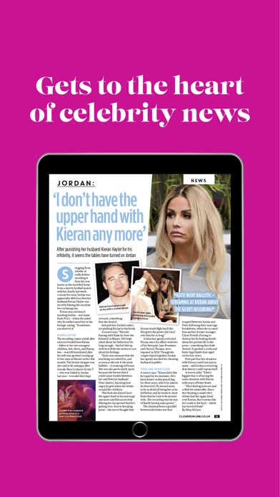 download Closer UK Magazine apps 0