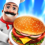 Food Court Hamburger Fever Burger Cooking Chef Hack Gems and Coins (Android/iOS) proof