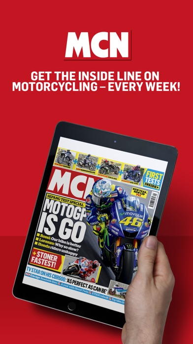 Mcn Motorcycle News review screenshots
