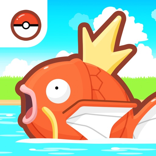 Pokémon: Magikarp Jump app for ipad