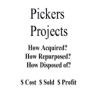 PickersProjects Wiki