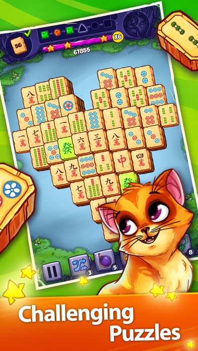 download Mahjong Treasure Quest appstore review