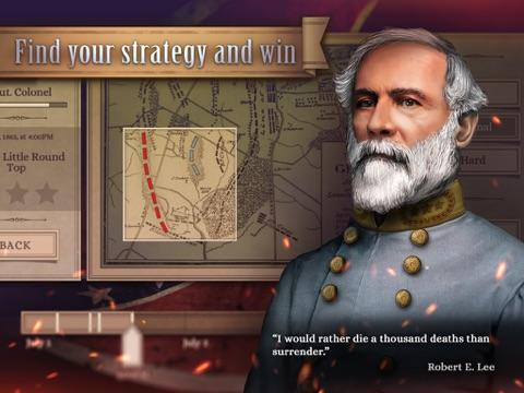 Ultimate General™: Gettysburg Screenshot