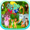 Amazing Animal Zoo Colouring Book Game
