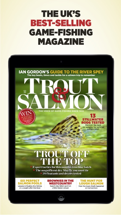 download Trout & Salmon Magazine: the voice of fly fishing apps 2