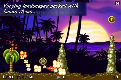Jungle Crash Land screenshot 2