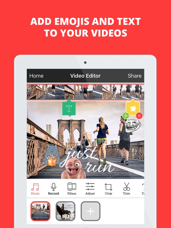 Video Editor Movie Editing On The App Store