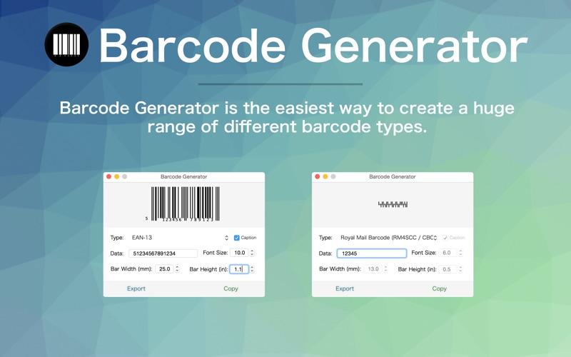 Barcode Generator - Best Barcode Creator Tool on the Mac App Store