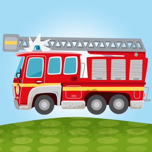 Little Fire Station - Fire Eng... app for ipad