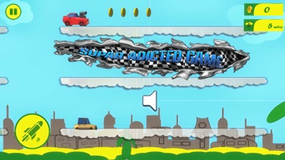 Smashy Jump Car Shooter Screenshot 3