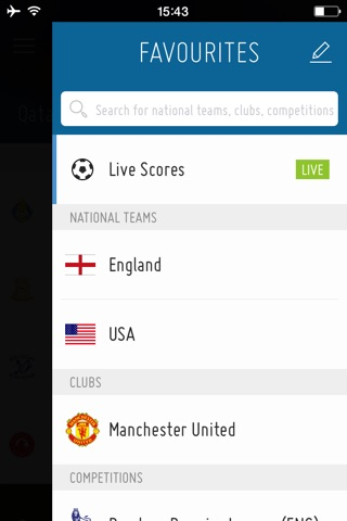 FIFA Official App screenshot 4