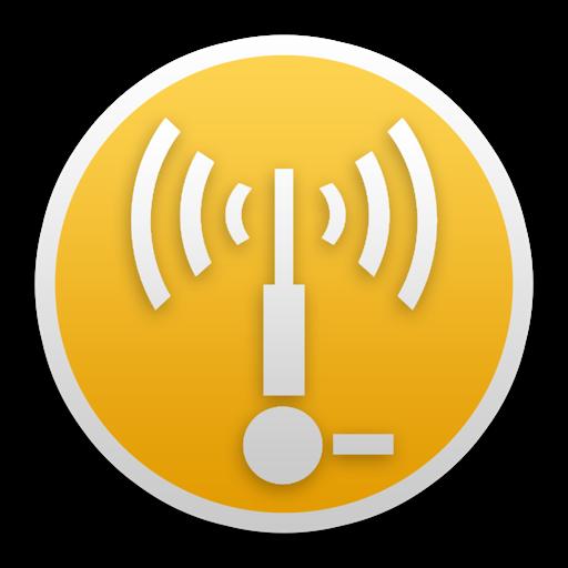 WIFI管理器 WiFi Explorer For Mac
