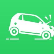 Assisto: declaração de acidente Automóvel