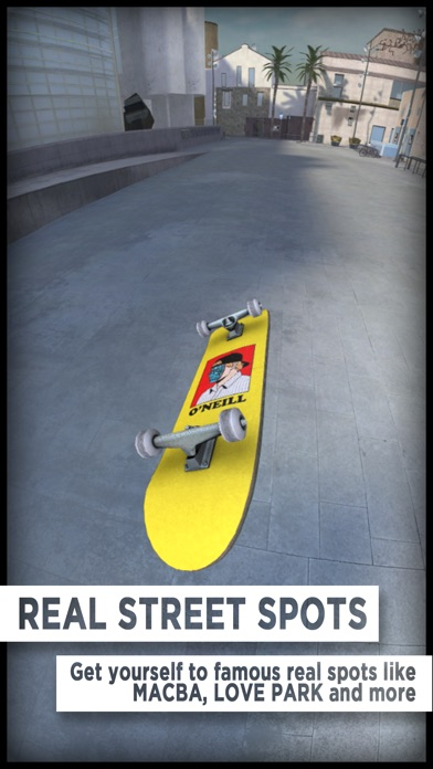 Screenshot for True Skate in United States App Store