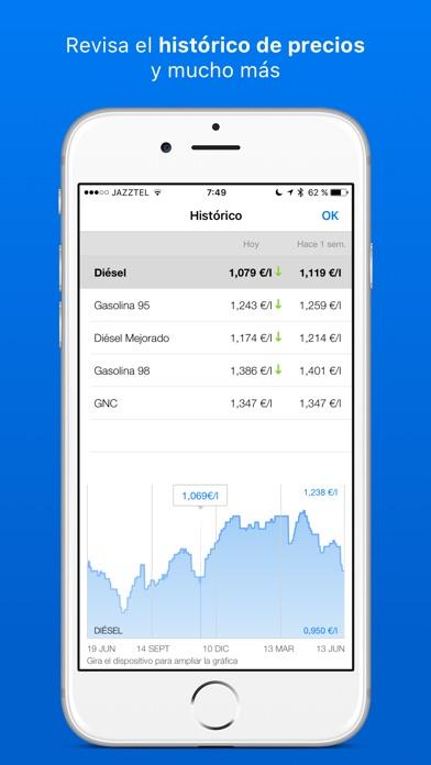 download GasAll: Gasolineras España apps 2