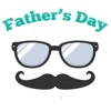 Fathers Day Fatherly Stickers