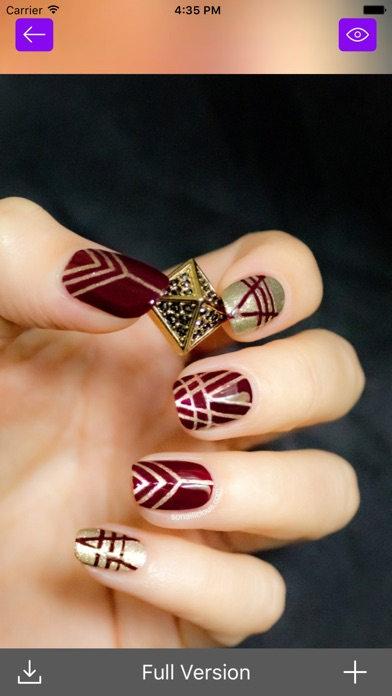Nail art manicure booth beauty salon nail designs on the app store iphone screenshot 2 prinsesfo Image collections