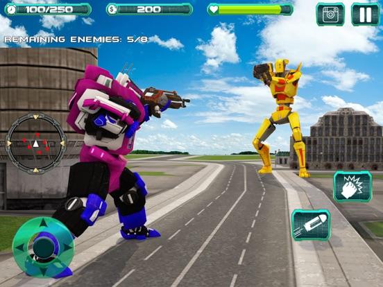 Superhero War City Battle screenshot 8