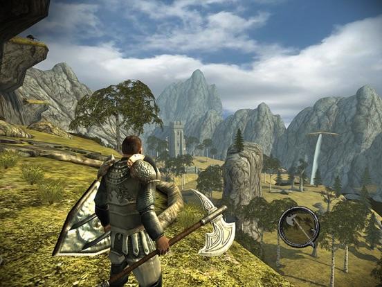 Screenshot #2 for Ravensword: Shadowlands