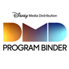Disney Media Distribution Program Binder