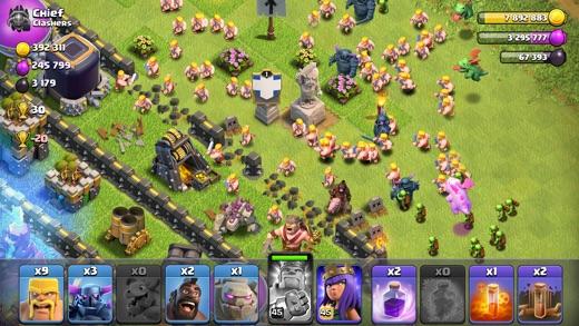 Kết quả hình ảnh cho clash of clan