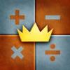 King of Math logo