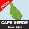 CAPE VERDE (SANTIAGO I) – GPS Travel Map Navigator