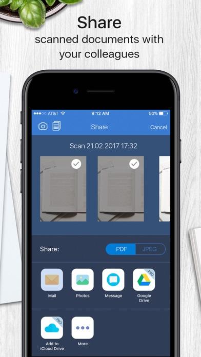 Screenshot #7 for Scanner App for Me