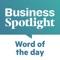 Business-Wort des Tages (Eng.)