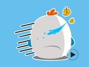 ChuBee Sticker - Chicken Animated GIFs