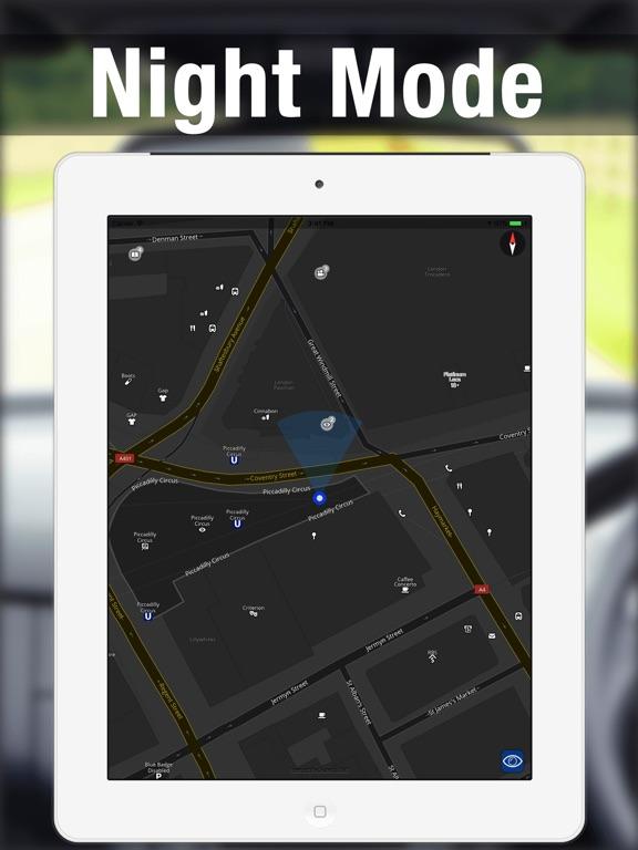 Как сделать айфон навигатором 429