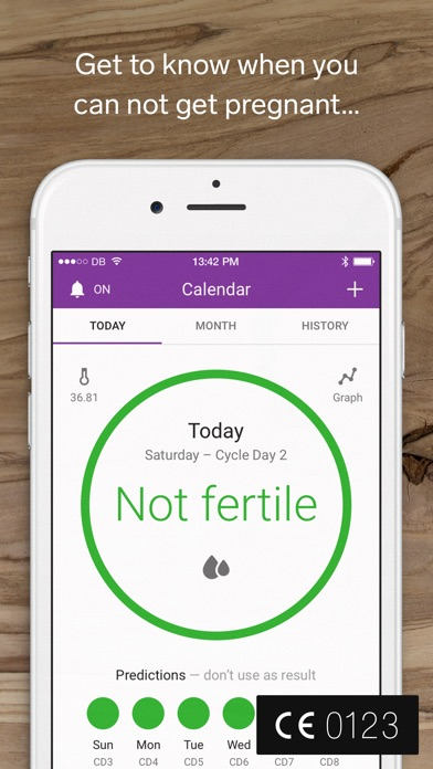 download Natural Cycles, Contraception appstore review
