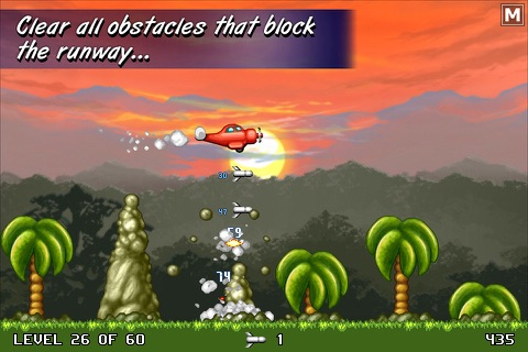 Jungle Crash Land screenshot 1