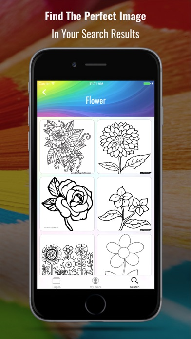 Coloring Book - Search and Color-3