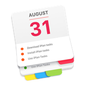 Plan Your Tasks - Aufgabenliste