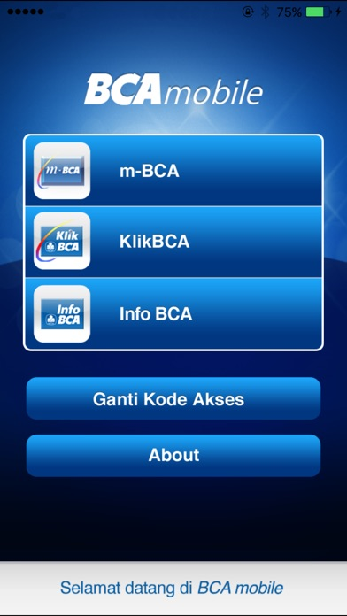 BCA Mobile On The App Store