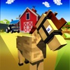 Blocky Horse Simulator game free for iPhone/iPad