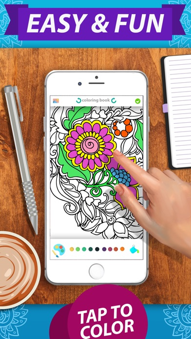 Coloring Book No1 Pages On The App Store